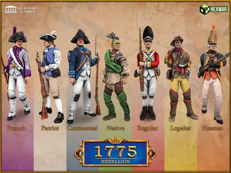 1775: Rebellion v2.5