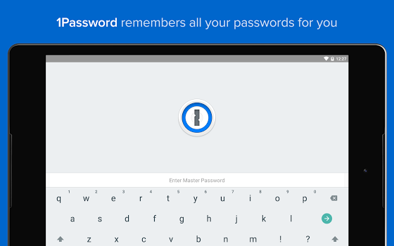 ۱Password – Password Manager and Secure Wallet v7.0