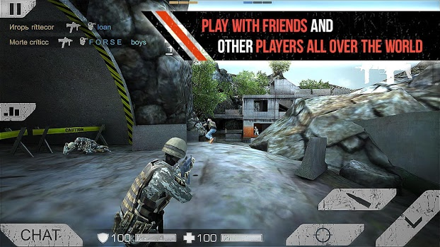 Standoff Multiplayer v1.22.0 + data