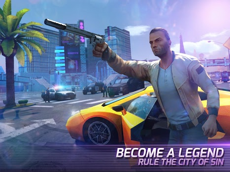 Gangstar Vegas – mafia game v3.9.1c + data