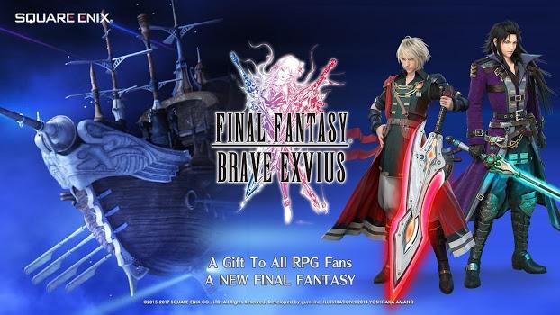 FINAL FANTASY BRAVE EXVIUS v3.2.0