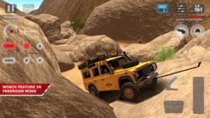 تصویر محیط OffRoad Drive Desert v1.0.9 + data