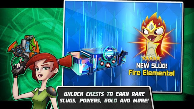 Slugterra: Slug it Out 2 v2.3.0 + data