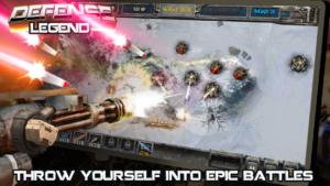 تصویر محیط Tower defense- Defense Legend v2.1