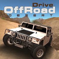 بازی رانندگی با آفرود در کویر آیکون