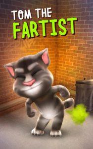 تصویر محیط Talking Tom Cat v3.7.2.28
