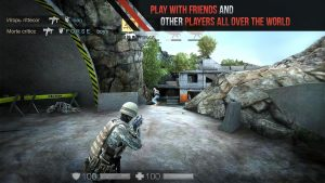 تصویر محیط Standoff Multiplayer v1.22.1 + data
