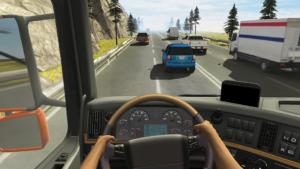 تصویر محیط Truck Racer v1.3