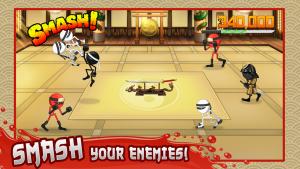 تصویر محیط Stickninja Smash v1.5.2