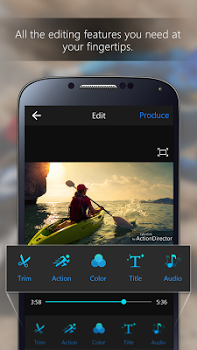 ActionDirector Video Editor – Edit Videos Fast v2.13.1