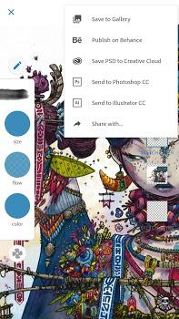 Adobe Photoshop Sketch v1.0.162