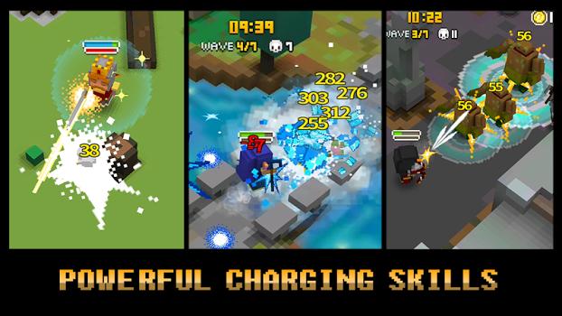 Cube Knight: Battle of Camelot v2.04