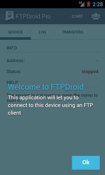 FTPDroid v2.1.2