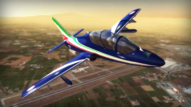 Frecce Tricolori Flight Sim v1.0 + data