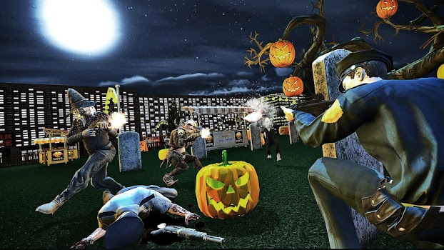 Halloween Robbery Crime City v1.0