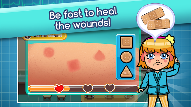 Hospital Dash – Simulator Game v1.0.3
