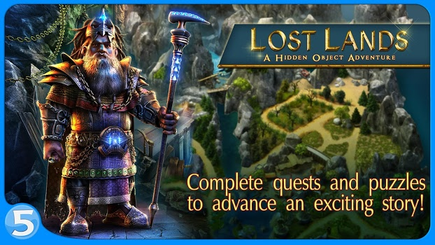 Lost Lands: HOG Premium v1.4.4 + data