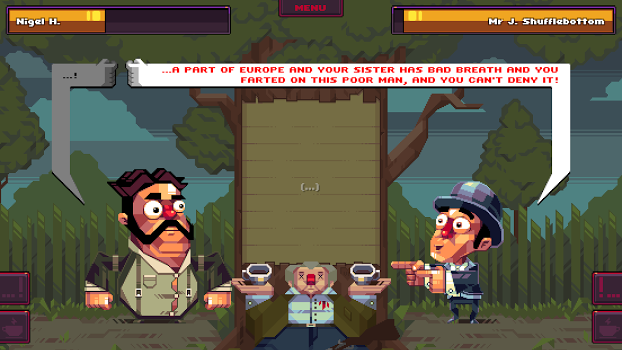 Oh…Sir! The Insult Simulator v1.07