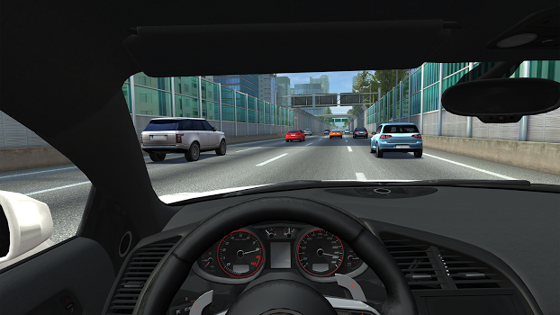 Overtake : Traffic Racing v1.36 + data