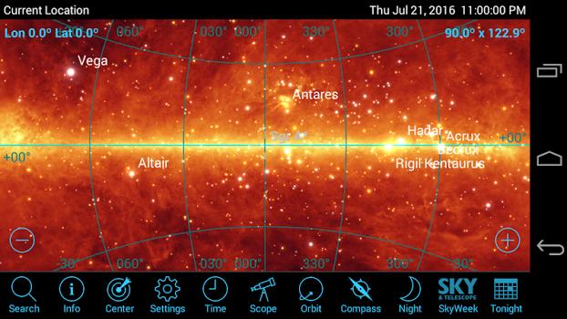 SkySafari 5 Pro v5.1.1.0 + data