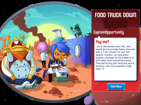 Space Food Truck v1.2.285 + data