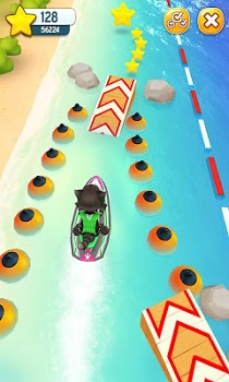 Talking Tom Jetski v1.1.1