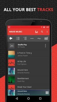 Wave Music Player Pro v2.006