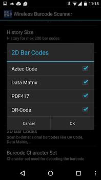 Wireless Barcode-Scanner Full v1.1.0