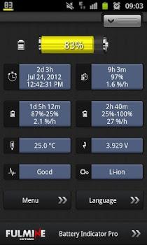 Battery Indicator Pro v2.7.4