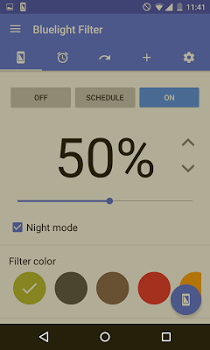 Bluelight Filter License Key v2.5.11