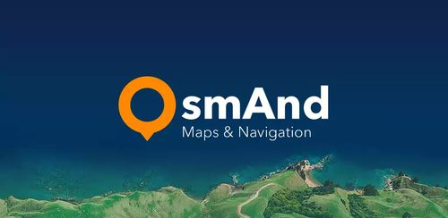 Maps & GPS Navigation OsmAnd + v2.6.4