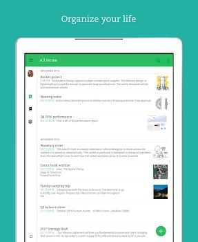 Evernote – stay organized Premium v7.9.9 build 1079944