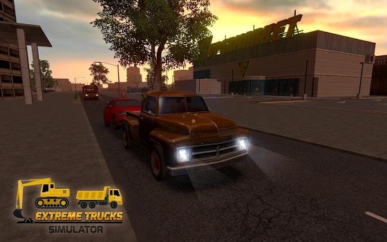 Extreme Trucks Simulator v1.3.1