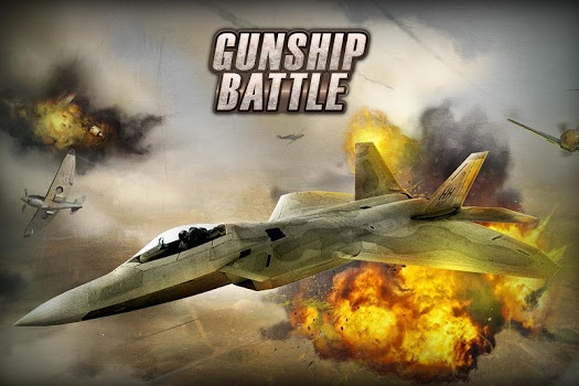 GUNSHIP BATTLE: Helicopter 3D v2.5.51 + data