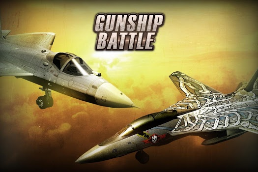 GUNSHIP BATTLE: Helicopter 3D v2.4.81 + data