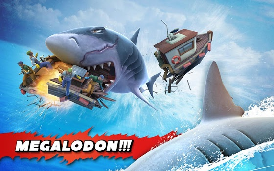 Hungry Shark Evolution v4.6.4