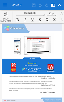 OfficeSuite + PDF Editor v8.9.6460