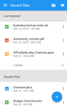 OfficeSuite + PDF Editor v9.0.7560