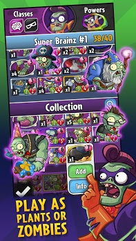 Plants vs. Zombies™ Heroes v1.28.01