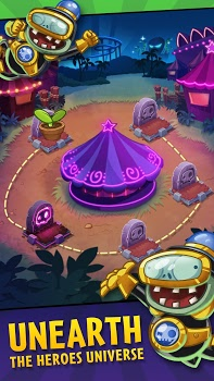 Plants vs. Zombies™ Heroes v1.18.13