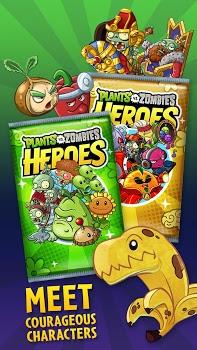 Plants vs. Zombies™ Heroes v1.24.6