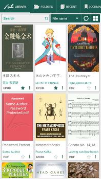 Librera PRO: Leading book reader and PDF v7.12.37