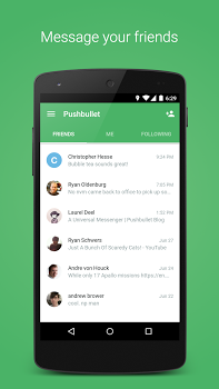 Pushbullet – SMS on PC Pro v17.7.10
