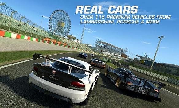دانلود بازی ماشین سواری مسابقه واقعی Real Racing 3 v6.6.1