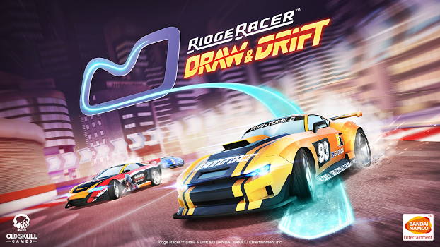 Ridge Racer Draw And Drift v1.0.5 + data