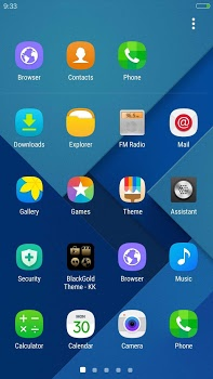 SO Launcher(Galaxy S7 launcher) v2.0