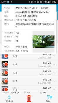 نرم افزار پیدا کردن فایلهای چندتایی Search Duplicate File v4.78