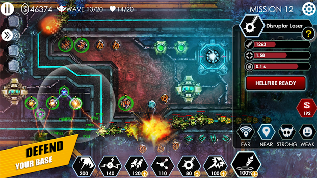Tower Defense: Invasion 1.9