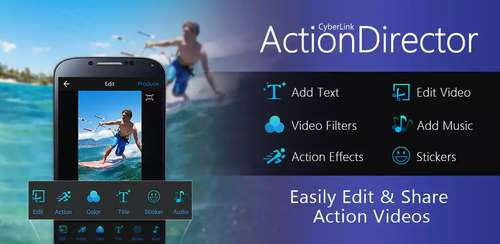ActionDirector Video Editor – Edit Videos Fast v2.9.1