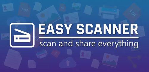 Easy Scanner – Camera to PDF v3.1.5